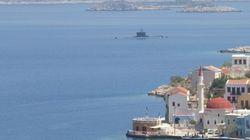 Τα υποβρύχια «Τρίτων» και «Αμφιτρίτη» του Πολεμικού Ναυτικού στο
