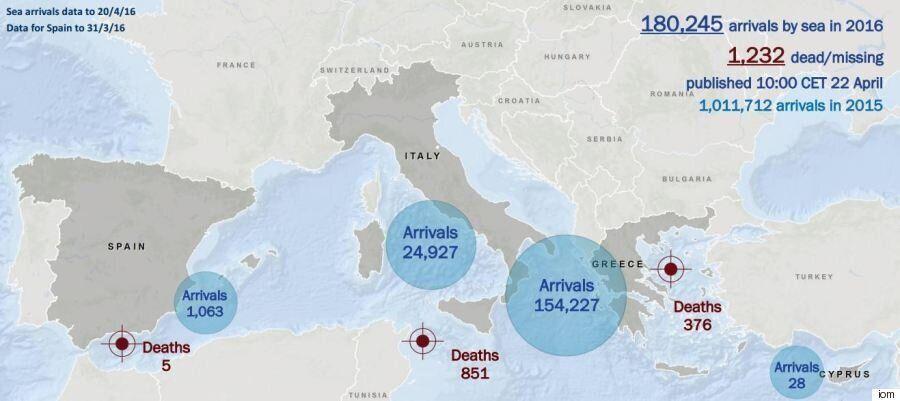 Ανησυχία για την αύξηση των προσφυγικών ροών από Β. Αφρική σε Ιταλία. Επιχειρήσεις διάσωσης ξεκινούν...