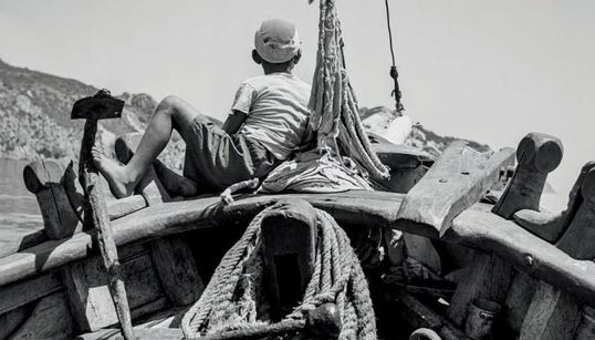Η Μεταπολεμική Ελλάδα μέσα από τα Αιγαιοπελαγίτικα Καΐκια του Robert