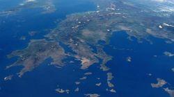 Βρετανός αστροναύτης «μαγεύεται» με τα ελληνικά νησιά από το