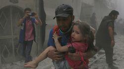 30 επιδρομές στο Χαλέπι το Μεγάλο Σάββατο. 250 άμαχοι νεκροί μέσα σε εννέα