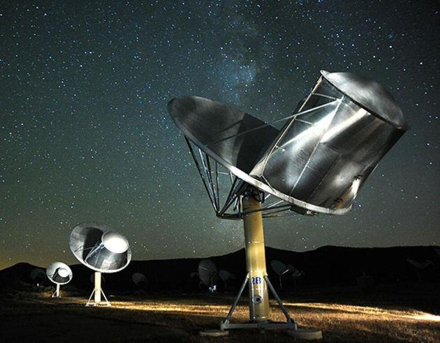 Η SETI στοχεύει ερυθρούς νάνους στην αναζήτηση εξωγήινων