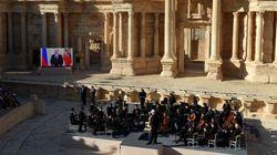 Η ρωσική ορχήστρα Mariinsky έπαιξε για τα θύματα της τρομοκρατίας στο αρχαίο θέατρο της