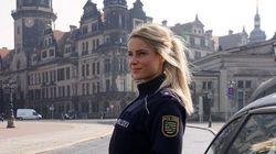 Αυτή είναι η πιο δημοφιλής αστυνομικός της Γερμανίας με 95,000 fans στο