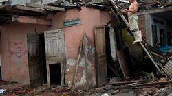 Τουλάχιστον 646 οι νεκροί από τον σεισμό στον