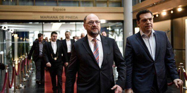 Συμφωνία Σουλτς-Τσίπρα: Δεν χρειάζονται νέα μέτρα, αλλά να κλείσει η