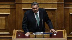 Καμμένος: «Ο ελληνικός λαός πρέπει να μάθει ποιοι είναι οι νταβατζήδες που ήλεγξαν τη