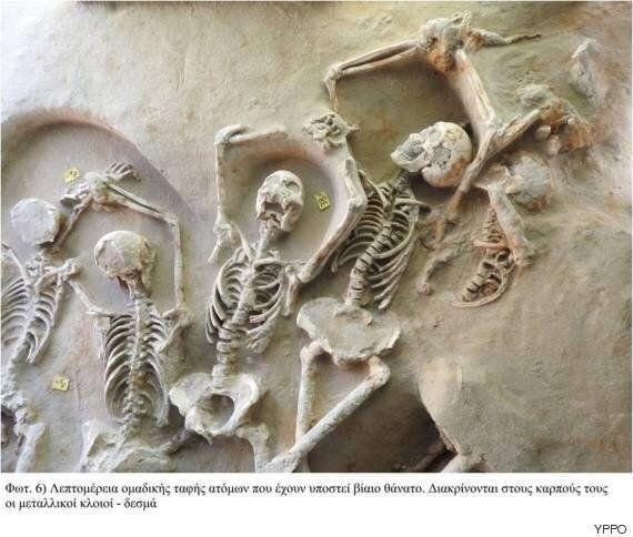 Ανασκαφικές εργασίες στο Κέντρο Πολιτισμού Ίδρυμα Σταύρος Νιάρχος μετά τα ευρήματα της Νεκρόπολης του