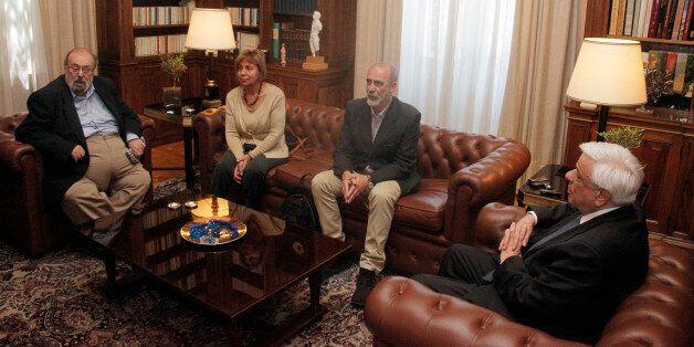 Παυλόπουλος: Πρέπει να διασφαλίσουμε την ελευθεροτυπία ως κόρην