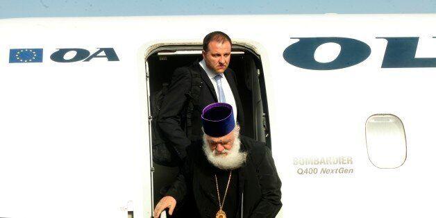 Αρχιεπίσκοπος Αθηνών Ιερώνυνος: Στόχος μας η διεθνοποίηση του προβλήματος του