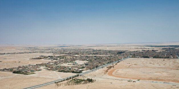 Palmyra city
