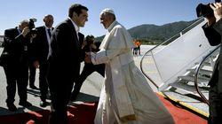 Ιστορική επίσκεψη του Πάπα Φραγκίσκου στη Λέσβο: Όλα όσα