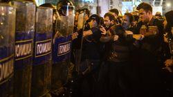 Μεγάλες διαδηλώσεις στα Σκόπια με απαίτηση την παραίτηση του προέδρου της