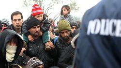 Αστυνομικό όχημα παρέσυρε και τραυμάτισε σοβαρά πρόσφυγα στην Ειδομένη. Τεταμένο το