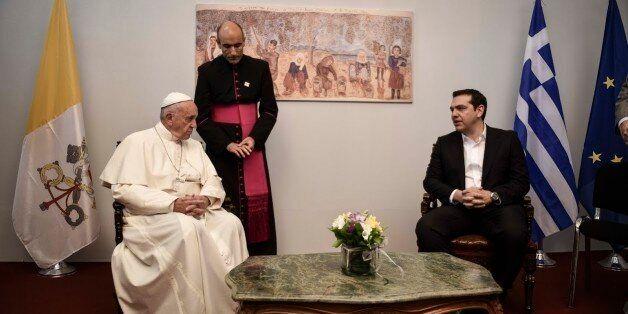 Τι είπε στην κατ' ιδίαν συνάντηση ο Πάπας με τον Αλέξη