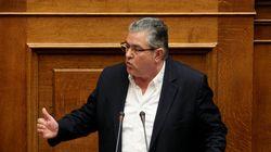 Κουτσούμπας: Θα έπρεπε να συζητάμε την απεμπλοκή από τον φαύλο κύκλο αποφάσεων της Ευρώπης όπως η συμφωνία με την