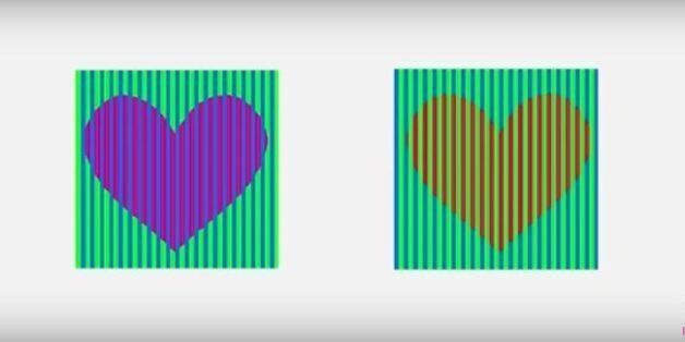 Μπορείτε να πιστέψετε ότι αυτές οι δύο καρδιές έχουν το ίδιο