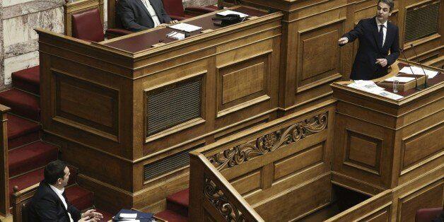 4,4% μπροστά η ΝΔ σε δημοσκόπηση της Kαπα Research. Στο 18,4 ο ΣΥΡΙΖΑ, οριακά «εντός» Ποτάμι, ΑΝΕΛ, Ένωση