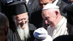 Το κοινό μήνυμα Πάπα, Οικουμενικού Πατριάρχη και Αρχιεπίσκοπου Αθηνών για τους πρόσφυγες απο την