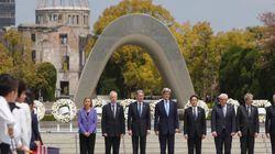 Ο Τζον Κέρι έγινε ο πρώτος ΥΠΕΞ των ΗΠΑ, που επισκέφτηκε το μουσείο του πυρηνικού ολοκαυτώματος στη