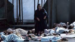 Η «Φόνισσα» του Γιώργου Κουμεντάκη επιστρέφει στο Μέγαρο Μουσικής για τέσσερις μόνο