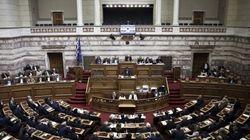 Στη Βουλή το ασφαλιστικό και το φορολογικό