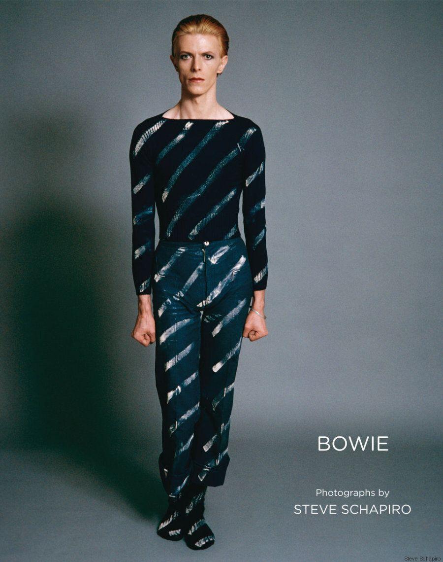 Ανέκδοτες φωτογραφίες του Bowie από τα '70s αποκαλύπτουν νέα στοιχεία που είχε αφήσει για το θάνατό