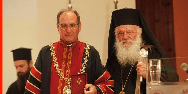 Κομοτηνή: Επίτιμος διδάκτορας του ΔΠΘ ο Αρχιεπίσκοπος
