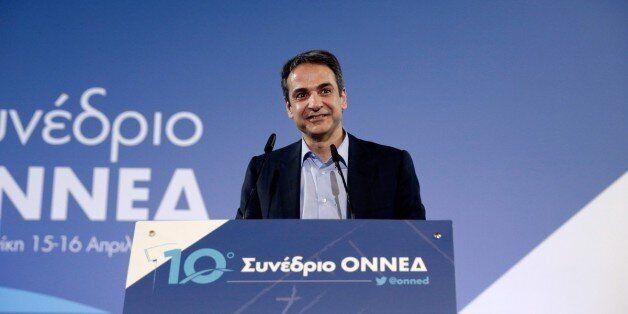 Επανίδρυση της ΟΝΝΕΔ προανήγγηλε ο Μητσοτάκης. Δεν αναγνωρίζει το αποτέλεσμα των