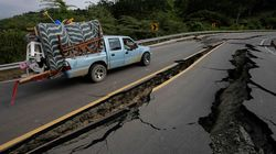 Σεισμός 6,2 Ρίχτερ ανοικτά των ακτών του