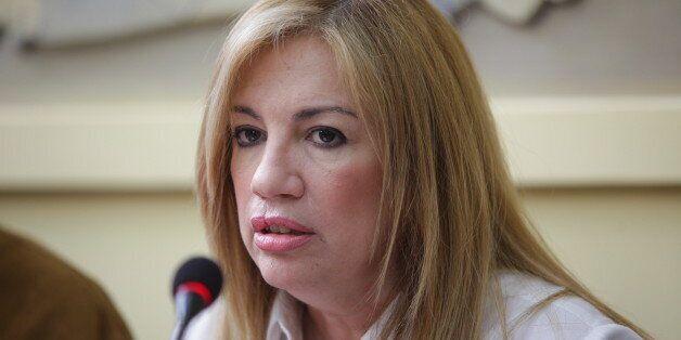 Φώφη Γεννηματά: Μόνο στα χαρτιά έχουμε σήμερα κυβέρνηση. Οι ΣΥΡΙΖΑ/ΑΝΕΛ έχουν χάσει πλήρως τον