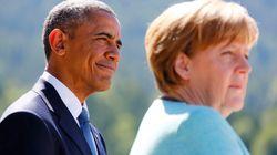Παρέμβαση Ομπάμα σε Μέρκελ για την ελληνική οικονομία. Θα επιμείνει σε ελάφρυνση του χρέους και παροχή βοήθειας για το