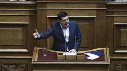 «Τέρμα στην ασυλία των ΜΜΕ» λέει ο Τσίπρας και διαβεβαιώνει πως τα «θαλασσοδάνεια» των κομμάτων δεν θα πληρωθούν από το