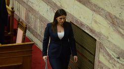Η Κωνσταντοπούλου ανακοίνωσε τη δημιουργία νέου κόμματος. Και το όνομα αυτού «Πλεύση