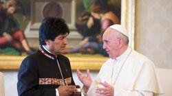 Πρόεδρος Βολιβίας σε Πάπα: Καταναλώστε φύλα κόκας για να