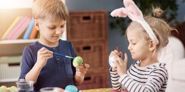 Real preparing for Easter