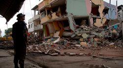 Στους 413 οι νεκροί από τον σεισμό στο