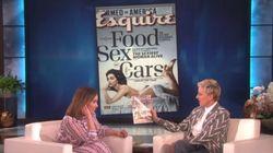 «Ήμουν μεθυσμένη όταν έκανα γυμνή φωτογράφηση στο Esquire» λέει η Emilia Clarke του Game of