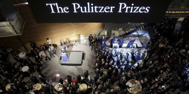 The largest-ever gathering of Pulitzer Prize recipients gather for a celebration honoring the centennial...