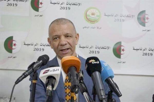 Abdelkader Bengrina candidat aux élections du 12