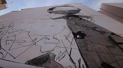 Όταν η Υγεία βρίσκει έκφραση μέσα από την τέχνη του street art. Εκστρατεία ενημέρωσης για την Ηπατίτιδα