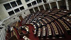 Υπερψηφίστηκε επί της αρχής με 169 ψήφους το νομοσχέδιο για το προσφυγικό –