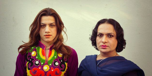 Transgender women in