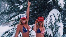 #BabesforTrump: Αυτό είναι το νέο κίνημα υποστήριξης για τον Ντόναλντ