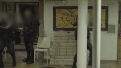 Απίστευτο βίντεο: Ισραηλινοί κομάντο εκπαιδεύονται για πιθανή κατάληψη πλοίου από