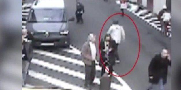 Βρυξέλλες: Η διαδρομή του «τρομοκράτη με το καπέλο» όπως καταγράφεται από κλειστό κύκλωμα