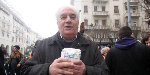 Θεσσαλονίκη: Συνεχίζεται η κατάληψη των εργοστασίων της ΕΒΖ από