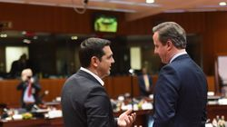 Τηλεφωνική επικοινωνία Τσίπρα – Κάμερον για δημοψήφισμα, οικονομία και