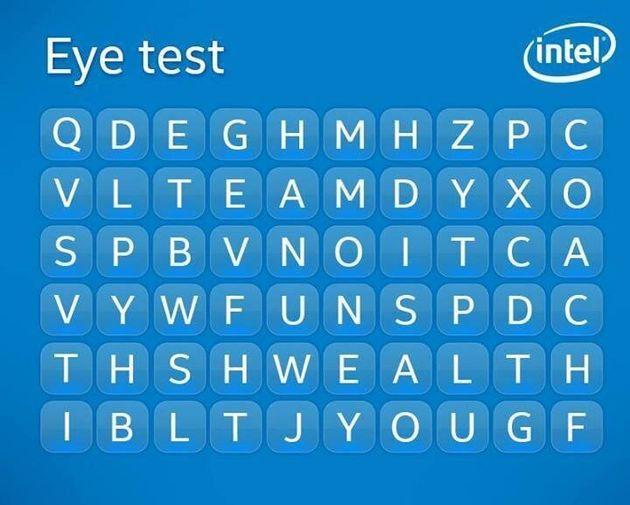 Απίστευτο τεστ: Ποια είναι η πρώτη λέξη που βλέπετε και τι δείχνει για την προσωπικότητά