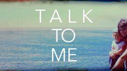 #TalkToMe: Αρχίστε μια συζήτηση με τον γονιό ή το παιδί σας και μοιραστείτε το (ζωντανά!) στο